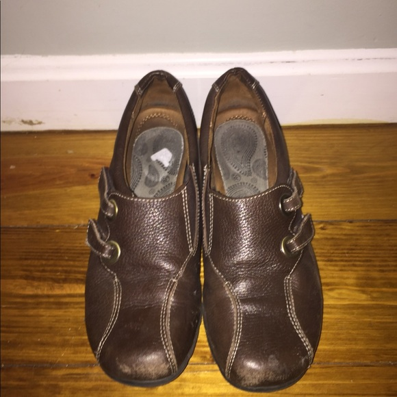 e45fa436fe7d1 Naturalizer Shoes | 9 Brown Comfort Dress Shoe | Poshmark